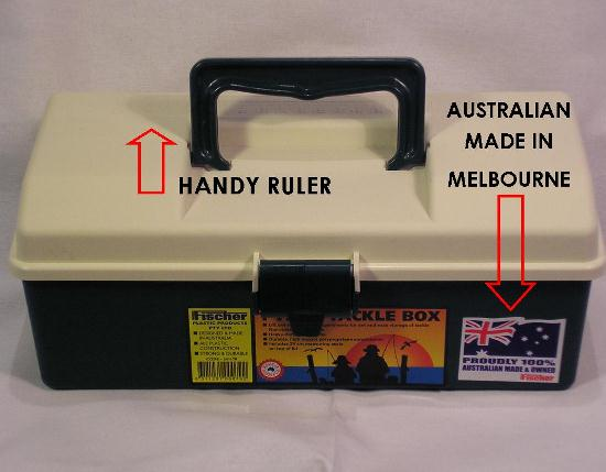 Fischer 1 Tray – Australian Made